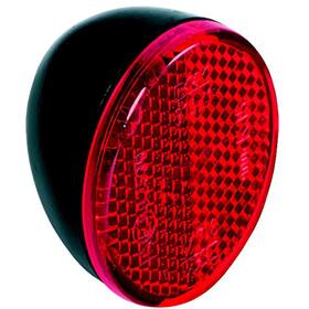 Busch + Müller Reflector Oval Bike Reflector for fender red/black